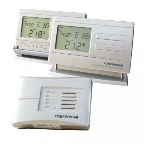 Многозонов програмируем термостат Q8RF