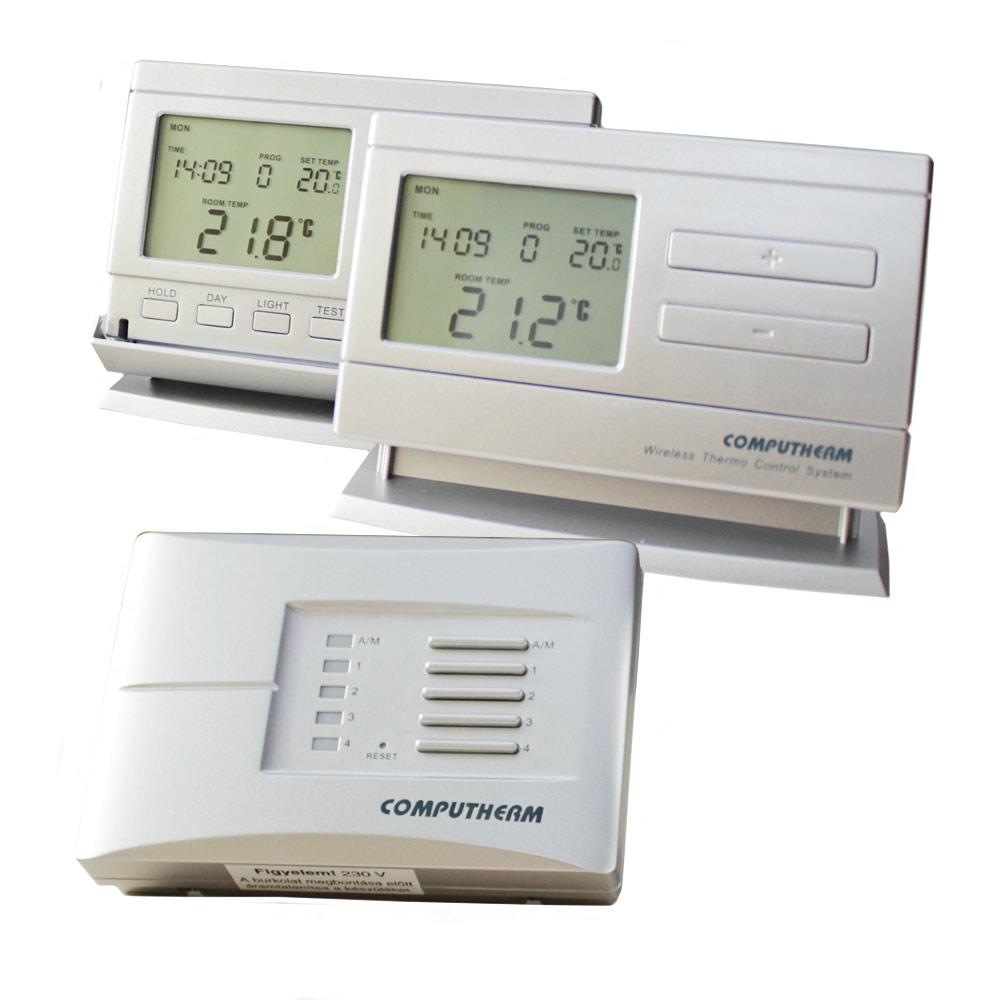 Котли и термостати